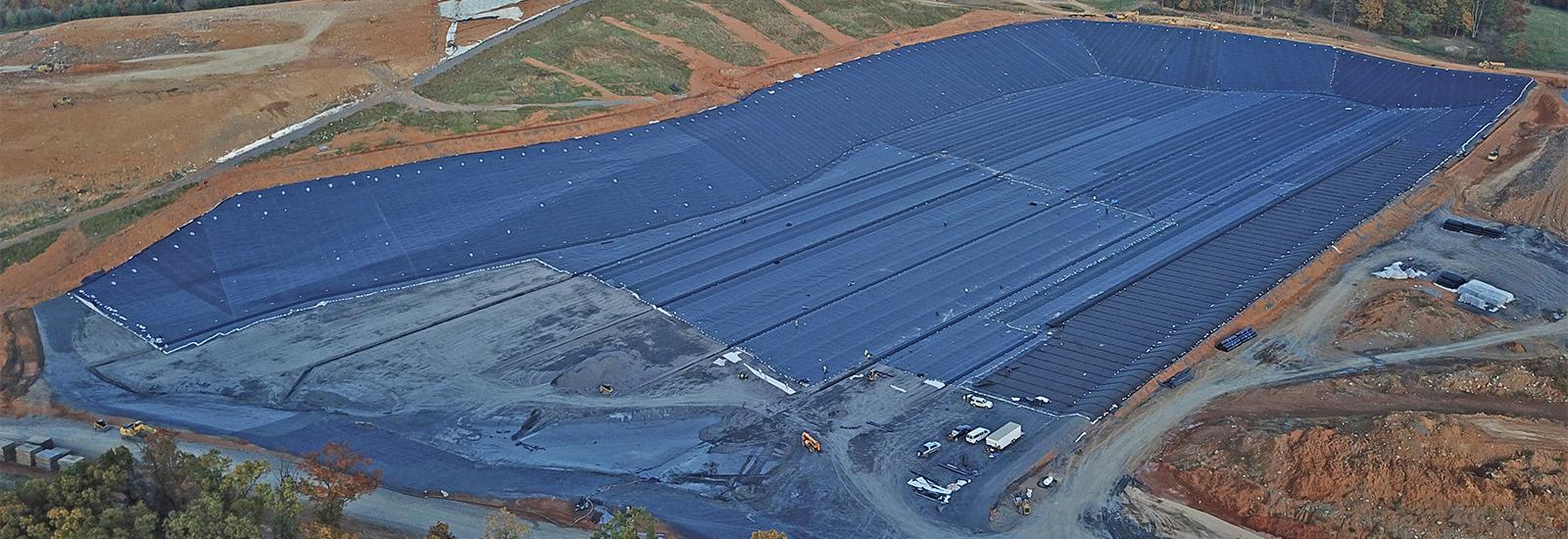 Rockingham Co aerial