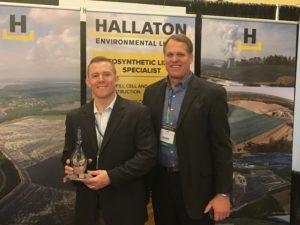 Hallaton wins IAGI Award for Geosynthetics Installation