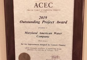 Bel Air Water Impoundment Outstanding Project Award