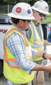 LIner crew supervisor