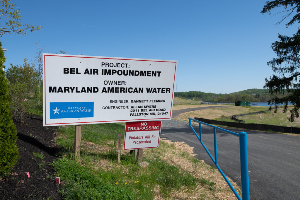 Bel Air Impoundment