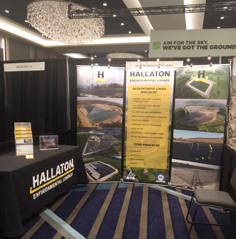 Geosynthetics Conference 2019 Booth