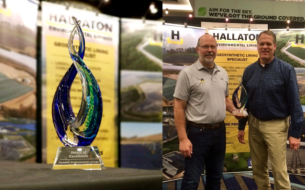 Hallaton IAGI Award of Excellence