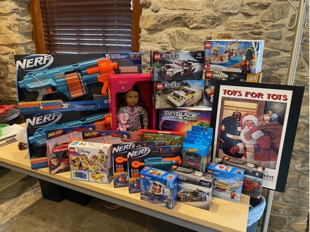 Hallaton Environmental Linings is a 2020 Toys for Tots sponsor.