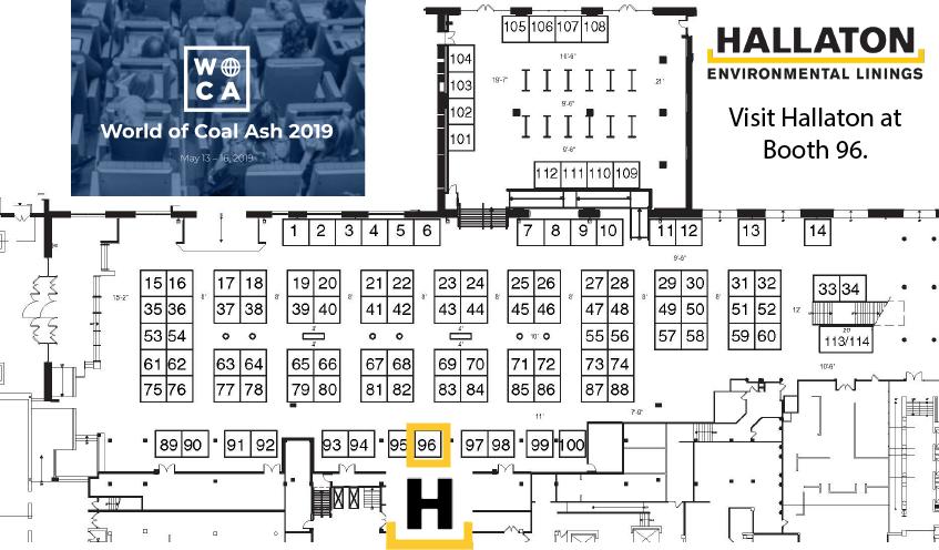 WOCA 2019 Hallaton booth
